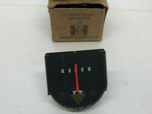 IHC International Harvester Pickup Travelall Ammeter Gauge 220251-R91 NOS