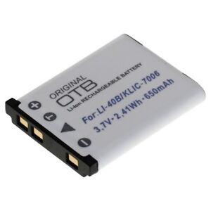 Batterie Ersatzakku Li-Ion Akku 3.7V für Fuji NP-45 NEU ✔ BLITZVERSAND ✔(OT8)