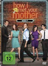 HOW I MET YOUR MOTHER, Season 7 (3 DVDs) NEU+OVP