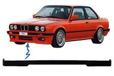Parachoques delantero Spoiler Lip BMW Serie 3 E30 Limousine Cabrio Touring 82-94