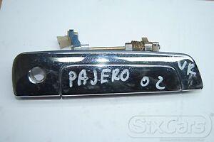 Mitsubishi Pajero Pinin Door Handle Outside Front Right MR384674