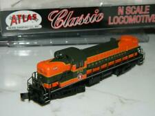 Atlas 42023 N Scale RS-3 Great Northern Engine #232, NOS/NIB, C-9
