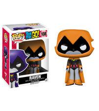 Teen Titans Go! - Raven Orange Pop! Vinyl Figure