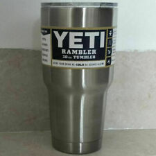 Yeti with Insulated 30oz Steel Lid Mug Tumbler Cup Rambler Coffe
