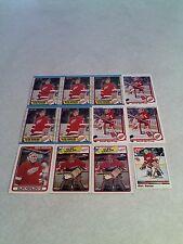 *****Glen Hanlon*****  Lot of 70 cards.....11 DIFFERENT / Hockey