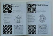 PUNTOS ENCAJE BOLILLOS 2003 COOK STOTT TECHNIQUE PATTERNS BOOK DENTELLE LACE