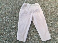 Girls Lilac Corduroy Pants 6-9M