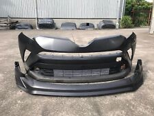 FOR 17-20 Toyota CH-R C-HR MO Style Front Bumper Spoiler Unpainted PP US ONLY