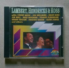 Lambert - Hendricks & Ross / Lambert - Hendricks..(CD Used) CD 53127 (A3)