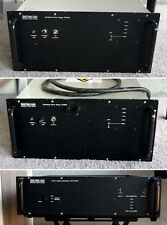 x2 Solid State Logic Stabilized Power Supply and Changeover Unit set