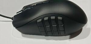 Razer Naga Trinity Chroma Laser Gaming Mouse - Black