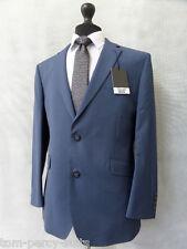 Men's Blue Slim Fit Scott By The Label 2 Piece Suit 42S W36 L29 CC1889