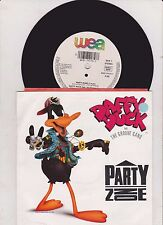"""7"""" Daffy Duck Feat. The Groove Gang/Party Zone"""