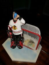 Jocelyn Thibault McFarlan NHL action figure. Loose, not in package. Blackhawks