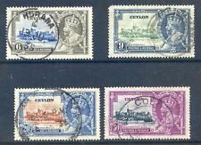 Colony George V (1910-1936) Ceylon Stamps