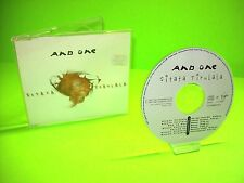 And One ‎– Sitata Tirulala 1997 CD EP Synth-pop Darkwave Electronic Euro Import