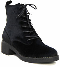 New Therapy Shoes AXEL BLACK VELVET - Womens CASUAL BOOT