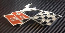Original Vintage OEM Chevrolet Impala Car Emblem. Three Pins On Back.