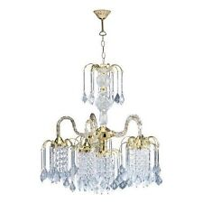 NEW 1966G Chandelier  Polished Brass