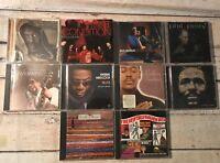 Pre-owned ~ Funk / Soul Music CD lot of 10 [Rhythm & Blues, Neo-Soul, Soul Jazz]