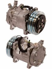 New AC Compressor OEM Sanden SD7H15 4271 / 4506 N83-304122 Fits: Heavy Duty Apps