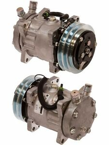 New AC Compressor OEM Sanden International Navistar Kenworth Mack Peterbilt Ford