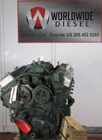 Detroit 8V71 Diesel Engine.Good For Rebuild Only. Complete