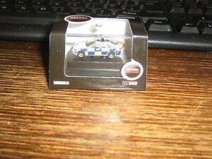 OXFORD DIE-CAST - N gauge - JAGUAR XF POLICE CAR