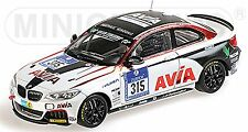 BMW M 235i racing 24 H Nürnburgring 2014 TEAM AVIA #315 - 1:43 Minichamps