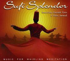 Sufi Splendor, Manis - Sufi Splendor: Music for Whirling Meditation [New CD]