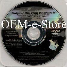 2007 2008 2009 Chevrolet Equinox Torrent Saturn Vue Outlook Navigation DVD Map