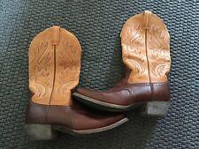NEW Ariat Men's Brown Western boots / Bottes Cowboy western Marron CUIR