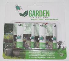 Set de 4 Rouleaux Tue / Anti Mouches 4 cm Garden Collection Insect Catcher NEUF