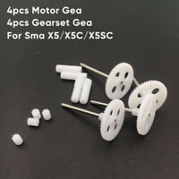 Engine Motor Gear Drone Replacement Plastic Accessories Attachment Gear Practial