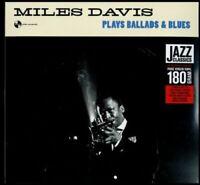 Davis, Miles- Plays Ballads & Blues VINYL NEW