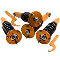 Tuning Coilover Kit Coil Spring Struts Suspension For Mitsubishi Eclipse 95-99