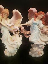New ListingRoman seraphim classics angels lot 2 Ariel heaven's shining star, Nina heavenly