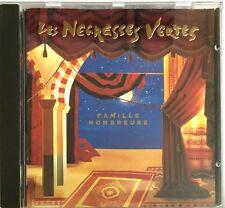 LES NEGRESSES VERTES : FAMILLE NOMBREUSE - [ CD ALBUM ]