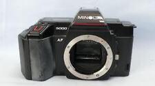 Apppareil photo 24 x 36 Argentique Konica Minolta Dynax 5000 BODY Film Vintage O