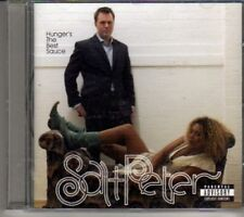 (DG953) Salt Peter, Hunger's the Best Sauce - 2007 CD