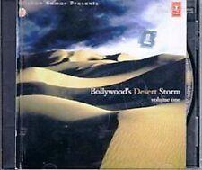 BOLLYWOOD'S DESERT STORM VOL1 - NEW SOUNDTRACK - FREE UK POST