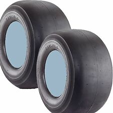 2) 20x10.00-10 Zero Turn Golf Course Greens Mower Tires