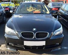 Frontlippe / Frontspoilerlippe M5-Look  BMW E60 / E61 03-07Bj. + Kleber