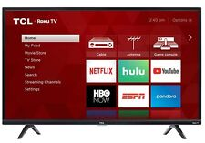 Tcl 40S325 40 Inch 1080p Smart Led Roku Tv (2019) Tv only New