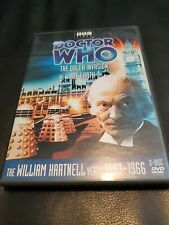 Doctor Who - The Dalek Invasion of Earth (Story 10) (Dvd, 2003, 2-Disc Set) Vgc