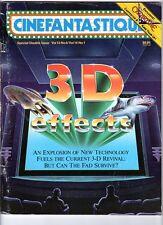 Cinefantastique V13#6/V14#1 Double 3-D Revival! Spacehunter! Jaws! Metalstorm!