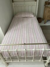Single Next Duvet Cover And Pillowcase In Great Condition. Striped.