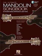 Top Hits Mandolin Sheet Music TAB Lyrics  ~ Limehouse Blues, Autumn Leaves, More