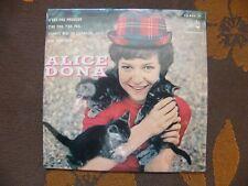 CD SINGLE ALICE DONA - C'est Pas Prudent  4 TRACK CARD SLEEVE / Pathé Reissue