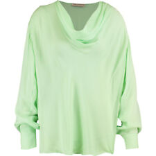 0e973af908cd2 Emilio Pucci L.s. Cowl Neck Blouse Made in Italy